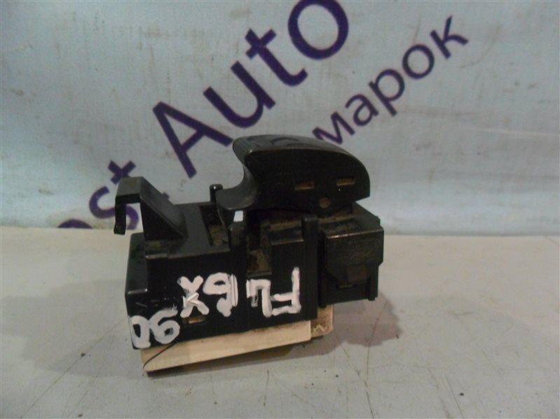 Кнопка стеклоподъемника Toyota Cresta GX90 1GFE 1993 передняя левая
