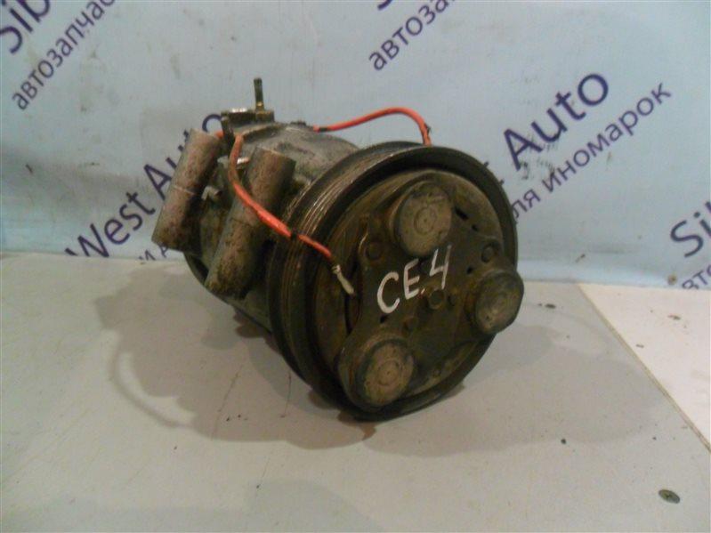Компрессор кондиционера Honda Ascot CE4 G20A 1994