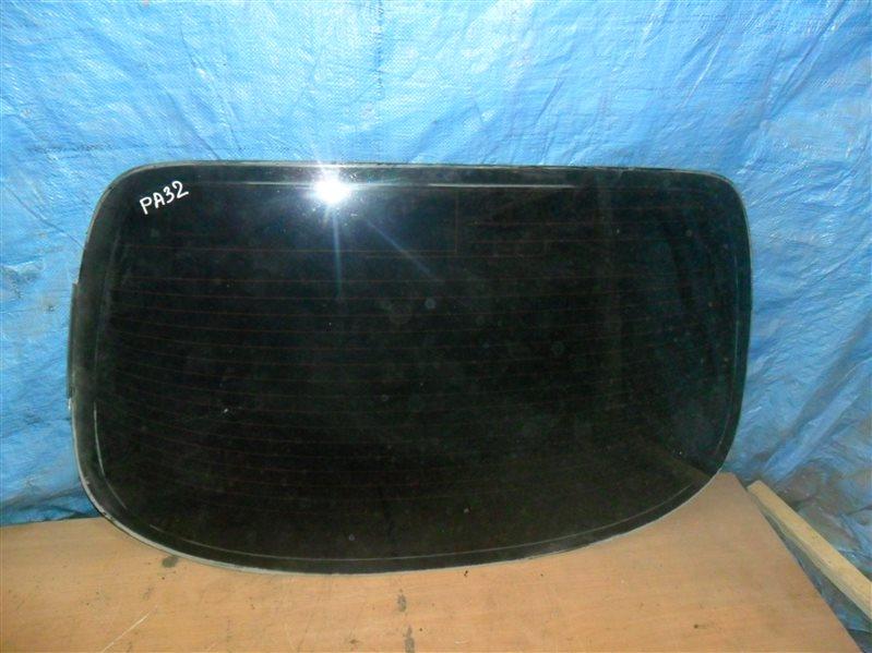 Заднее стекло Nissan Cefiro PA32 VQ25DE 1995 заднее
