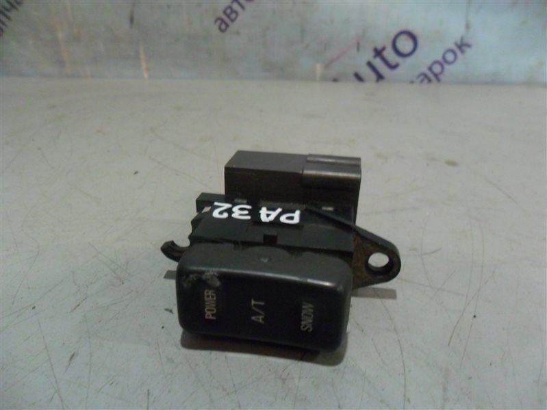 Кнопка Nissan Cefiro PA32 VQ25DE 1995