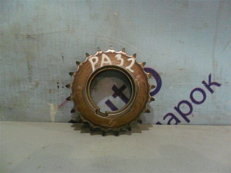 Шестерня коленвала Nissan Cefiro PA32 VQ25DE 1995