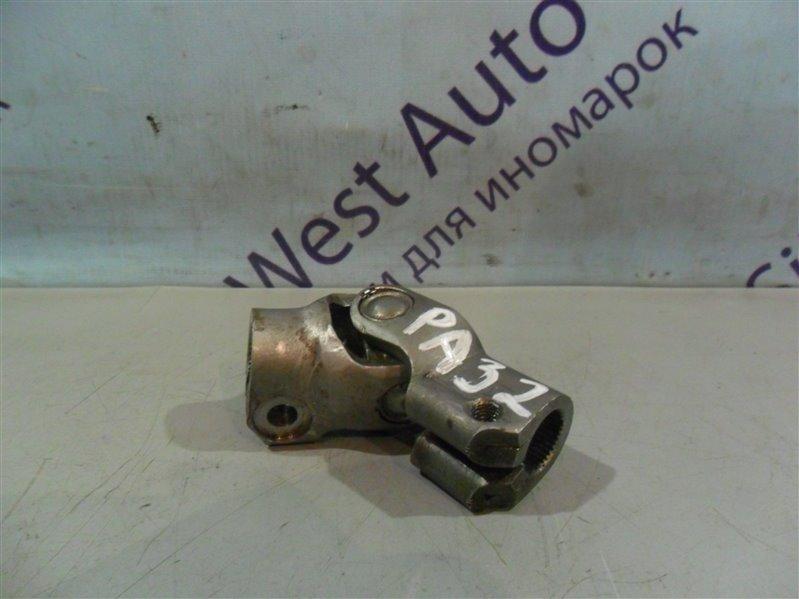 Рулевой карданчик Nissan Cefiro PA32 VQ25DE 1995