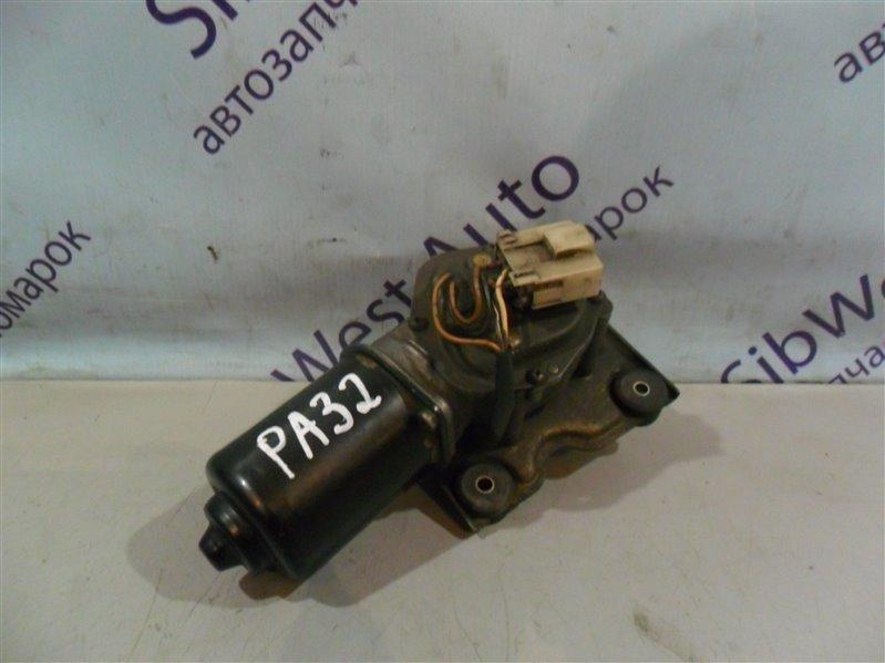Мотор дворников Nissan Cefiro PA32 VQ25DE 1995 передний