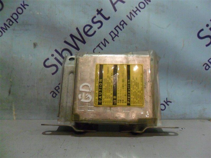 Блок управления airbag Subaru Impreza GD9 EJ20 2001