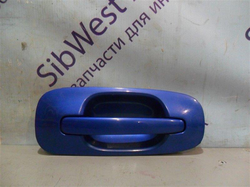 Ручка двери внешняя Subaru Impreza GD9 EJ20 2001 задняя правая