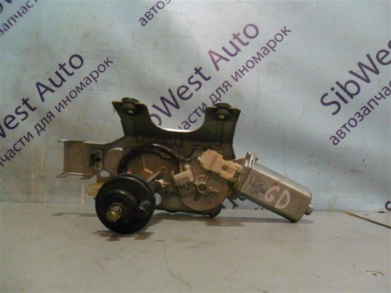 Моторчик заднего дворника Subaru Impreza GD9 EJ20 2001 задний