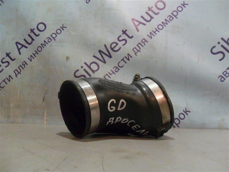 Гофра воздушного фильтра Subaru Impreza GD9 EJ20 2001