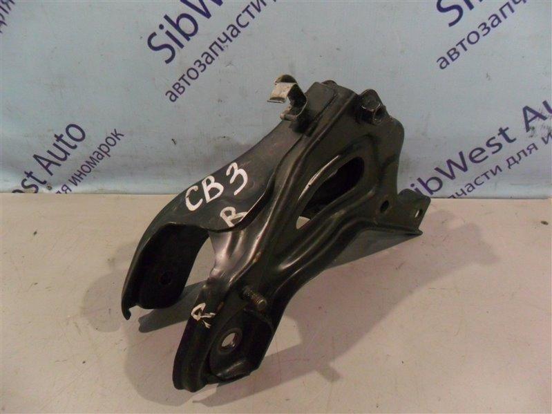 Кронштейн опоры двигателя Honda Ascot Innova CB3 F20A 1994 задний