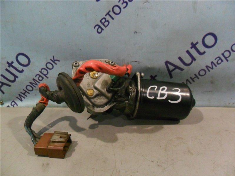 Мотор дворников Honda Ascot Innova CB3 F20A 1994 передний