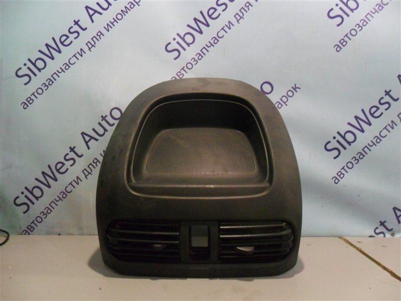 Консоль торпеды Nissan Ad VFY11 QG15DE 1999