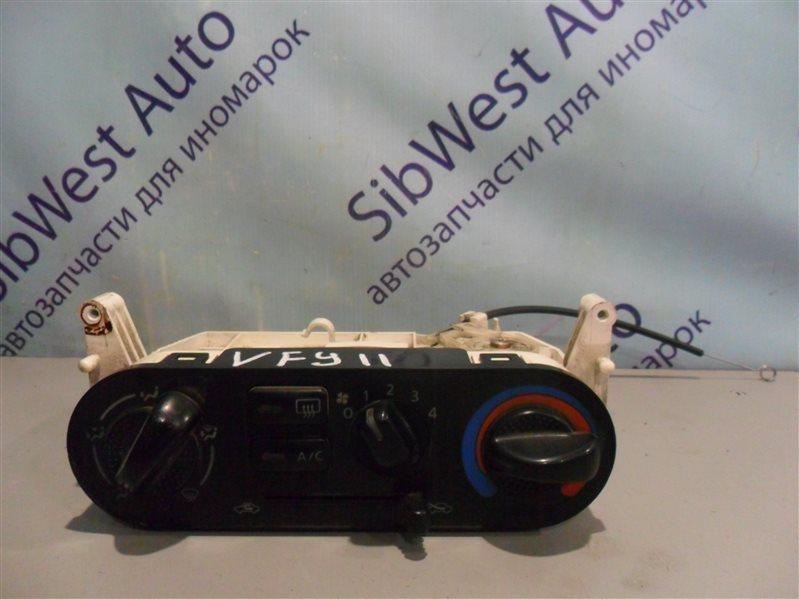 Блок управления климат-контролем Nissan Ad VFY11 QG15DE 1999