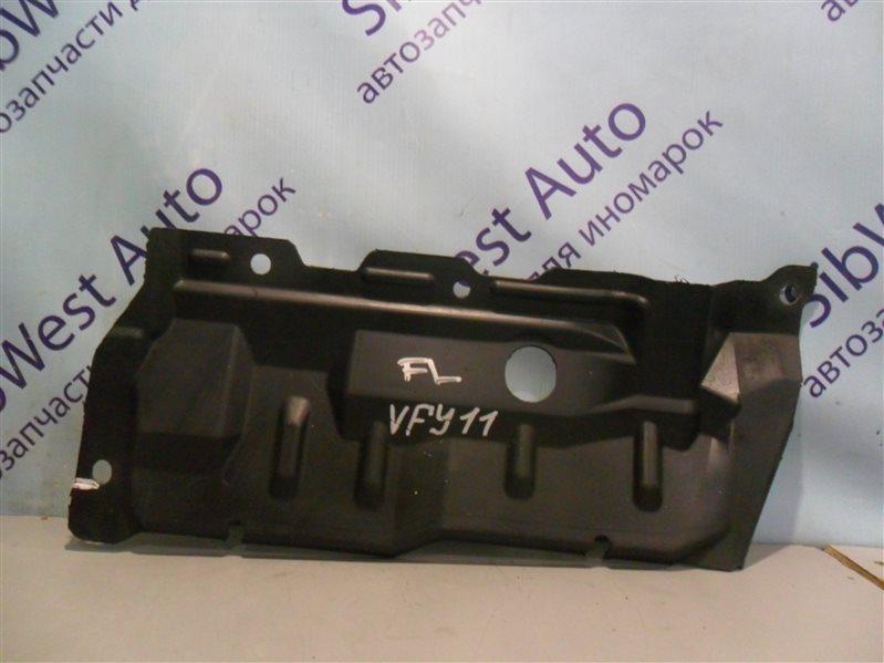 Защита двигателя Nissan Ad VFY11 QG15DE 1999 передняя левая