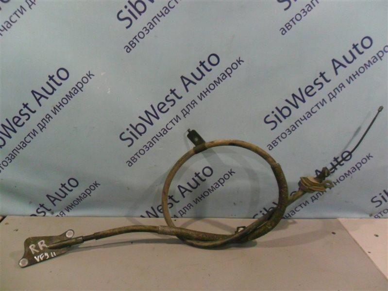 Тросик ручника Nissan Ad VFY11 QG15DE 1999 задний правый