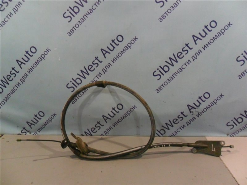 Тросик ручника Nissan Ad VFY11 QG15DE 1999 задний левый