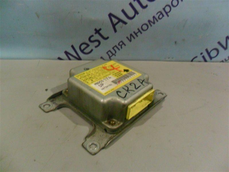 Блок управления airbag Mitsubishi Lancer CK2A 4G15 1997