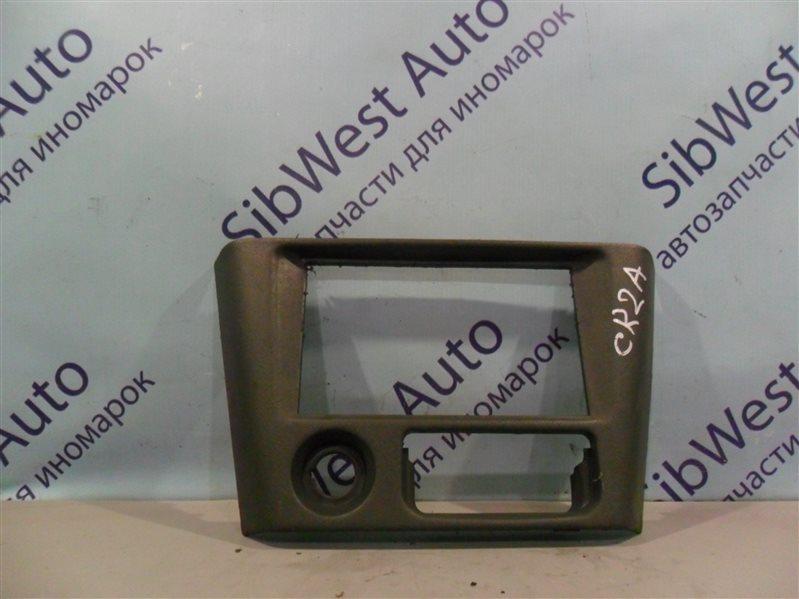 Консоль магнитофона Mitsubishi Lancer CK2A 4G15 1997