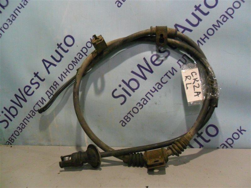 Тросик ручника Mitsubishi Lancer CK2A 4G15 1997 задний левый
