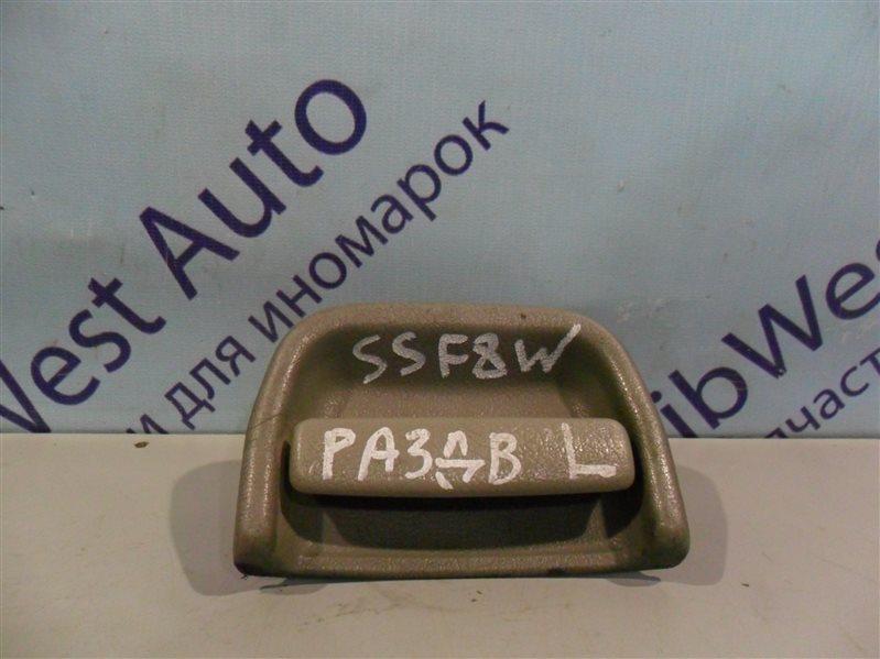Ручка двери внутренняя Mazda Bongo SSF8W RF 1992 левая