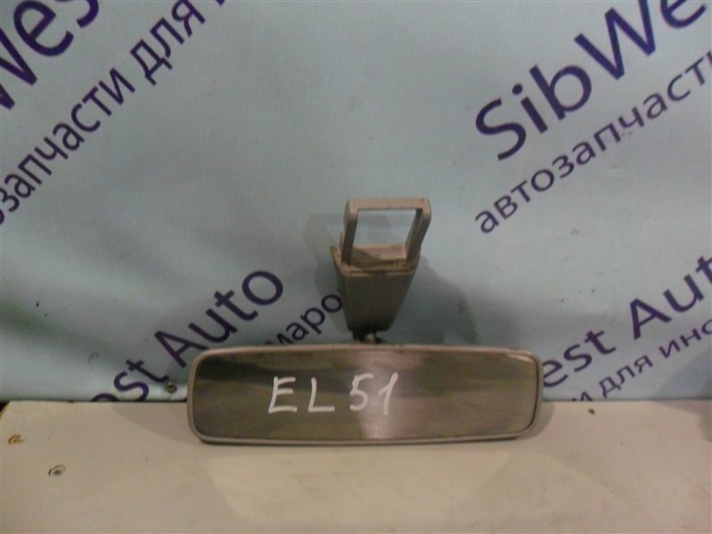 Зеркало заднего вида Toyota Corsa EL51 4E-FE 1996