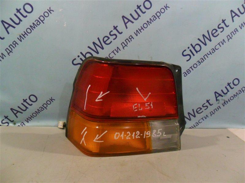 Стоп-сигнал Toyota Corsa EL51 4E-FE 1996 задний левый