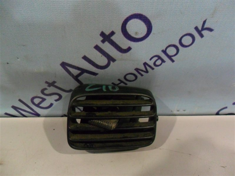 Воздуховод Nissan Cube Z10 CG13DE 02.1999