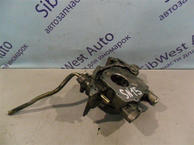 Масляный насос Nissan Pulsar SN15 CD20 1996
