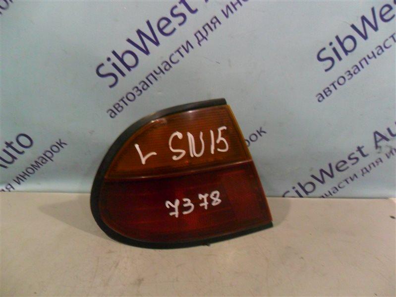 Стоп-сигнал Nissan Pulsar SN15 CD20 1996 задний левый