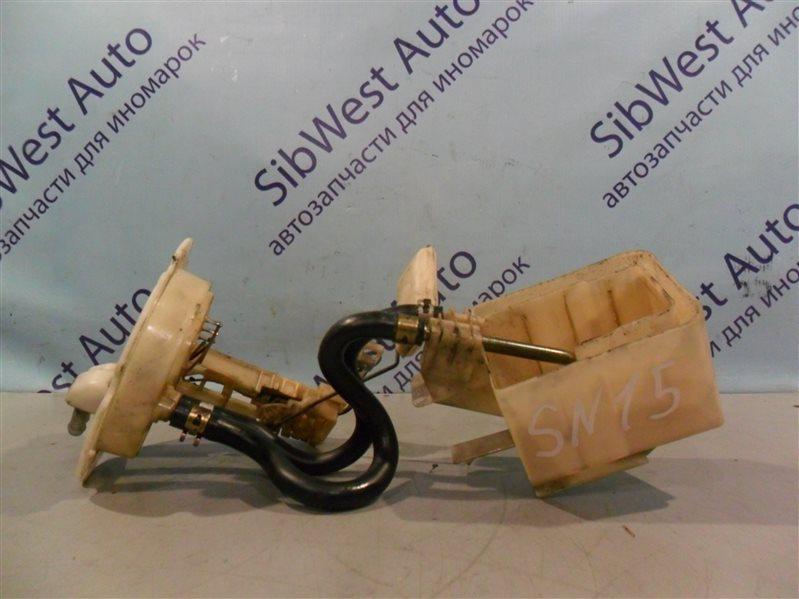 Топливный насос Nissan Pulsar SN15 CD20 1996
