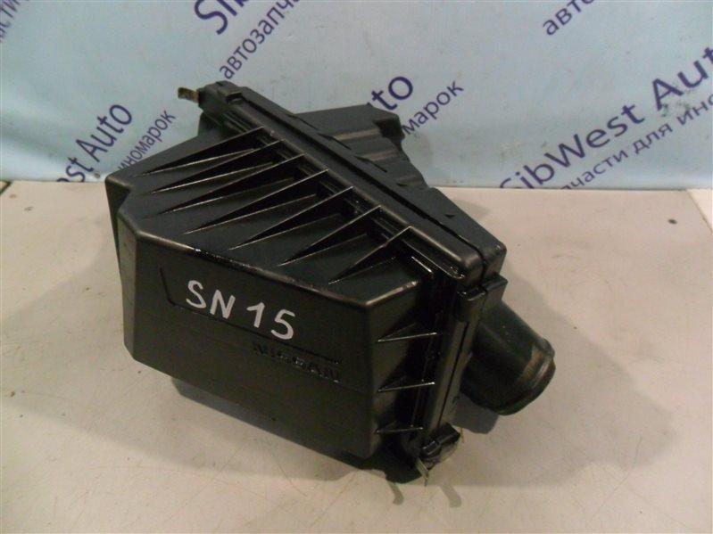 Корпус воздушного фильтра Nissan Pulsar SN15 CD20 1996