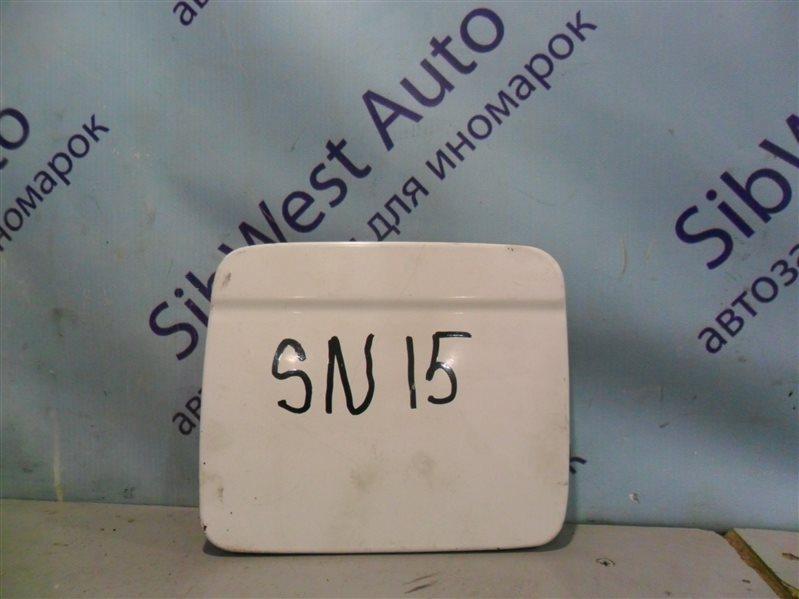 Лючок бензобака Nissan Pulsar SN15 CD20 1996