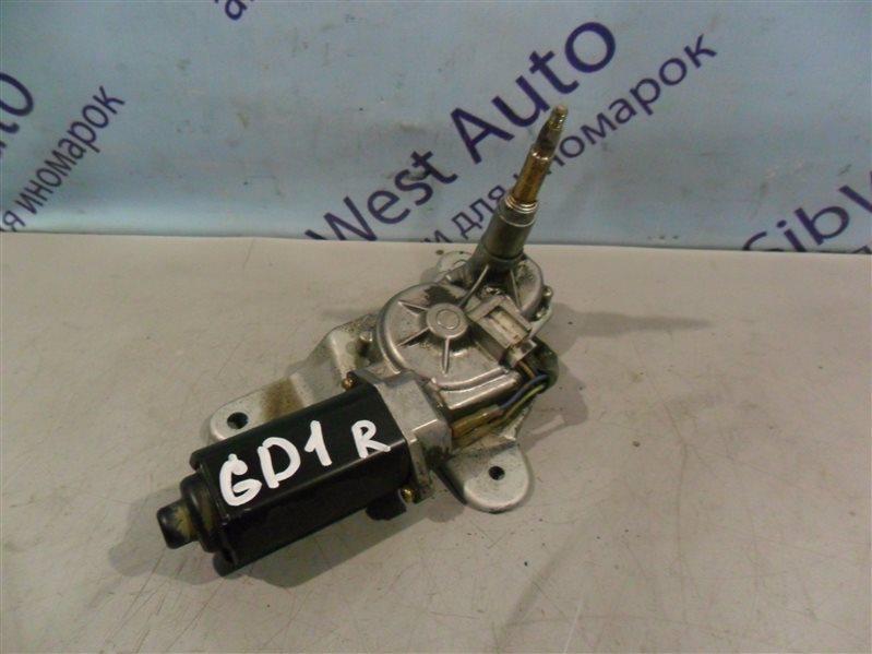 Моторчик заднего дворника Honda Fit GD1 L13A