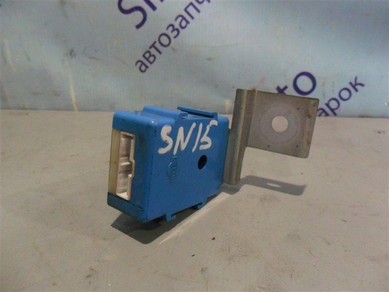 Электронный блок Nissan Pulsar SN15 CD20 1996