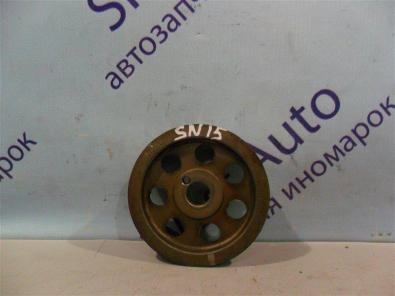 Шестерня распредвала Nissan Pulsar SN15 CD20 1996