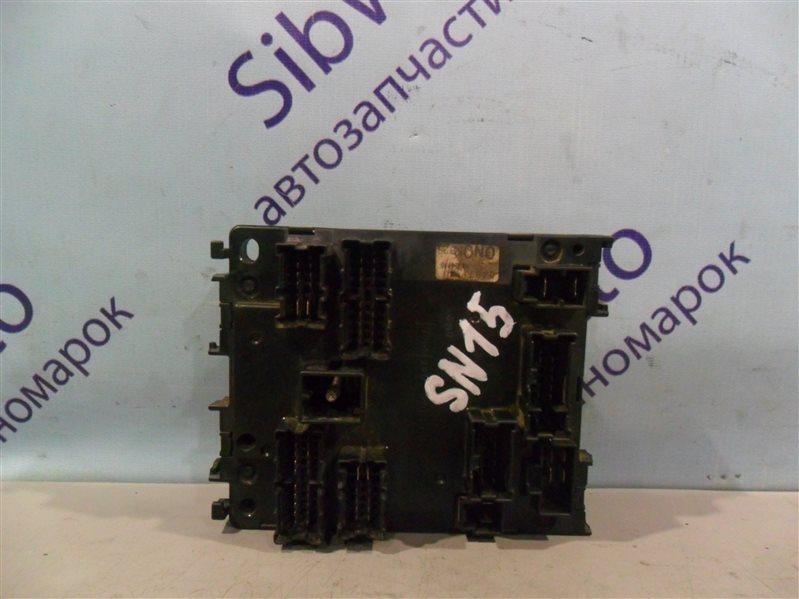 Блок предохранителей Nissan Pulsar SN15 CD20 1996
