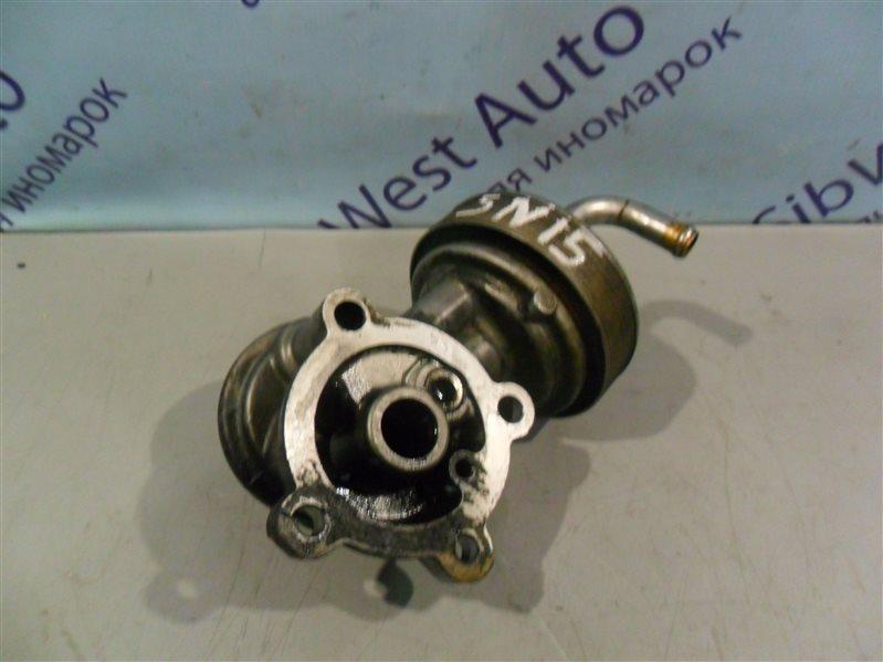 Крепление масляного фильтра Nissan Pulsar SN15 CD20 1996