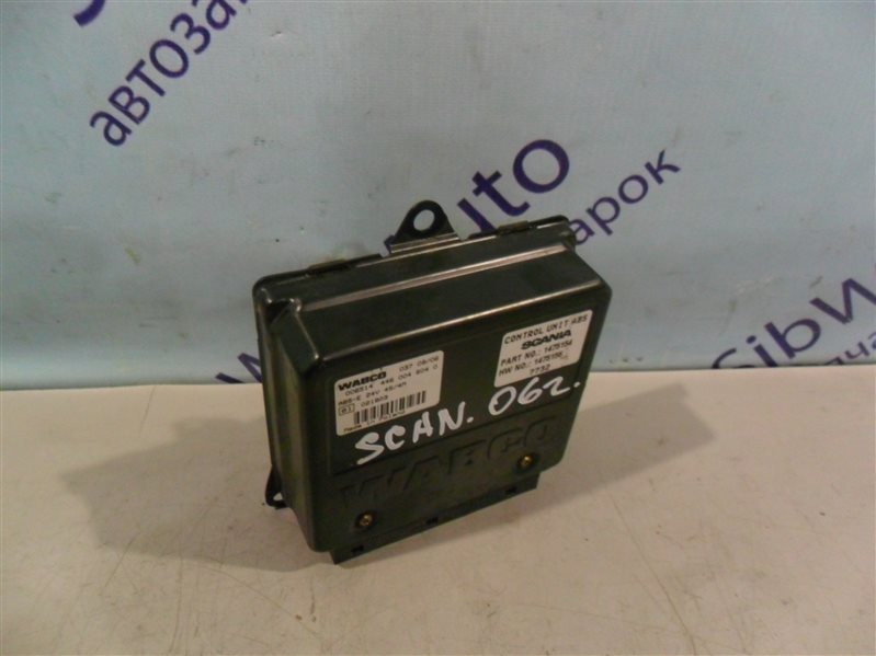Блок управления abs Scania P380 6285-669 2006