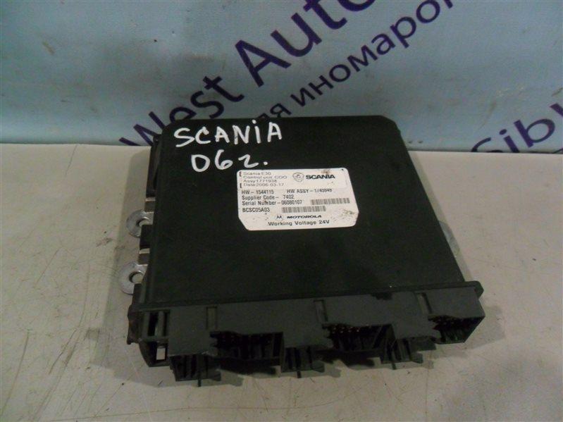 Электронный блок Scania P380 6285-669 2006