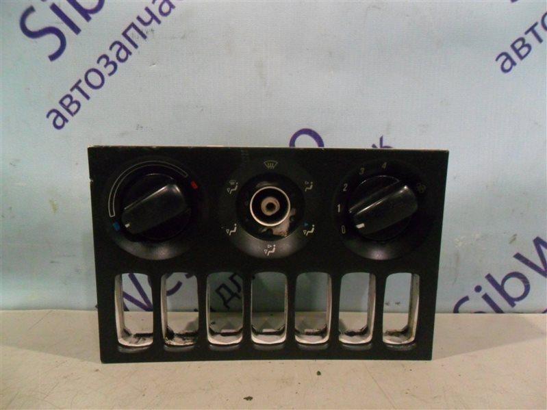 Блок управления климат-контролем Scania P380 6285-669 2006