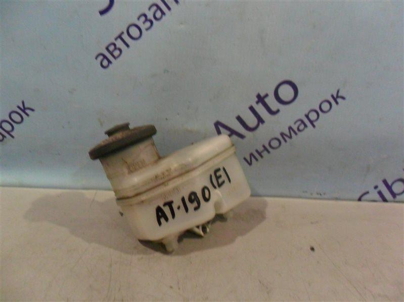 Бачок для тормозной жидкости Toyota Carina E AT190L 4A-FE 1994
