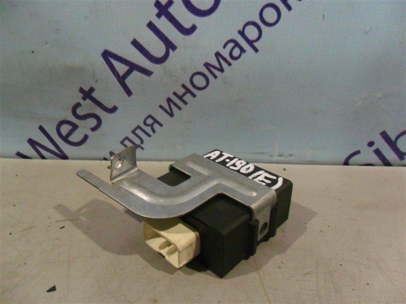 Электронный блок Toyota Carina E AT190L 4A-FE 1994