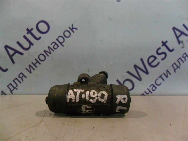 Тормозной цилиндр Toyota Carina E AT190L 4A-FE 1994 задний левый