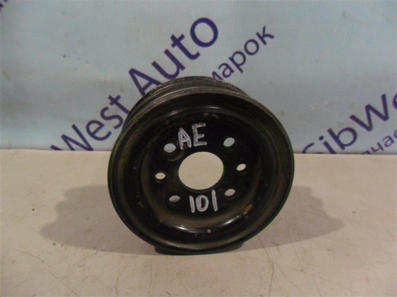 Шкив помпы Toyota Marino AE101 4A-FE 1993
