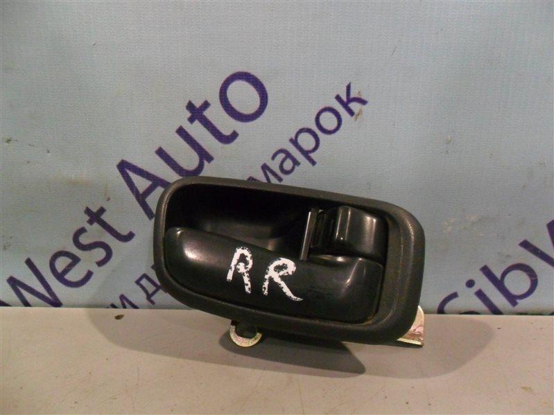 Ручка двери внутренняя Toyota Windom VCV11 4VZ-FE 1996 задняя правая
