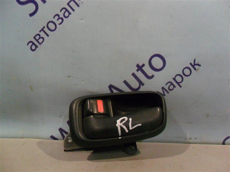 Ручка двери внутренняя Toyota Windom VCV11 4VZ-FE 1996 задняя левая