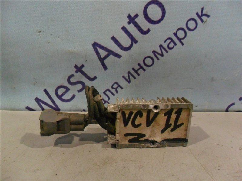 Резистор Toyota Windom VCV11 4VZ-FE 1996