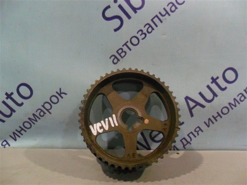 Шкив распредвала Toyota Windom VCV11 4VZ-FE 1996