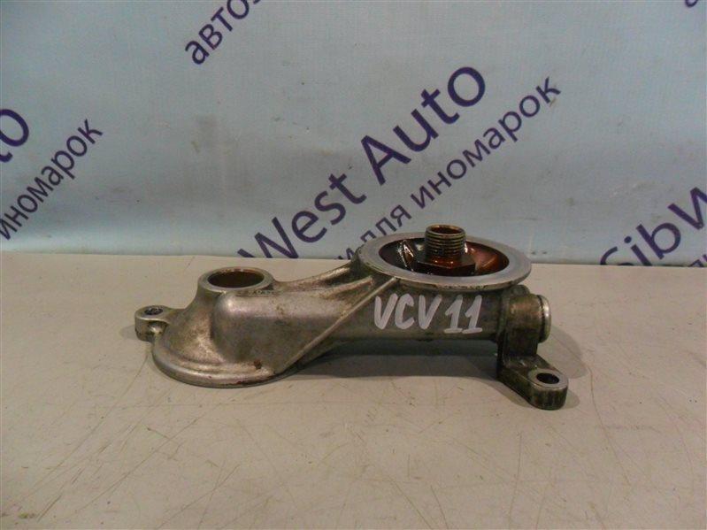 Крепление масляного фильтра Toyota Windom VCV11 4VZ-FE 1996