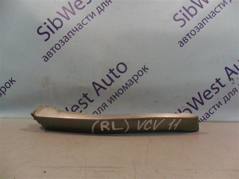 Накладка на крыло Toyota Windom VCV11 4VZ-FE 1996 задняя левая