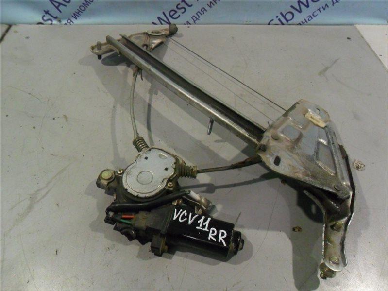 Стеклоподъемник Toyota Windom VCV11 4VZ-FE 1996 задний правый