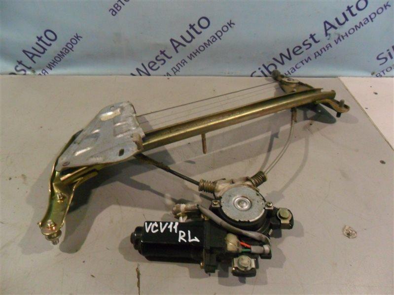 Стеклоподъемник Toyota Windom VCV11 4VZ-FE 1996 задний левый